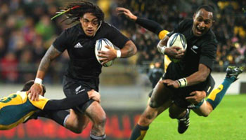 All Blacks beat Wallabies to end Tri Nations on a high