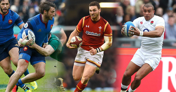 All 11 Six Nations Round Two Tries in Under 2 Minutes