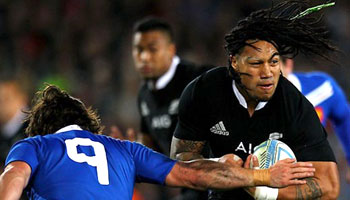 New Zealand come up trumps in hard-fought first Test against France
