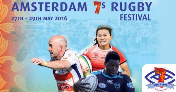 WIN a pair of Amsterdam Sevens 2016 Tickets!