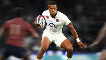 RWC 2015 Players to Watch: England's Anthony Watson
