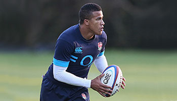 Anthony Watson selected for England Saxons to face the Irish Wolfhounds