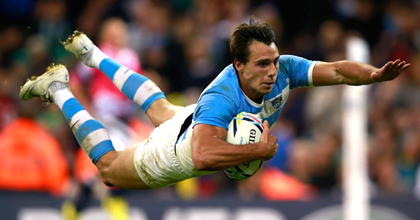 Argentina coach says they are committed to playing attacking rugby