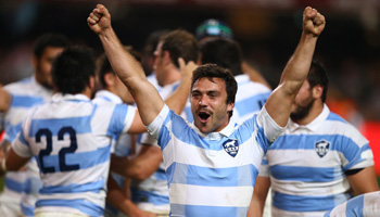 Awesome Argentina upset sloppy Springboks for first time ever