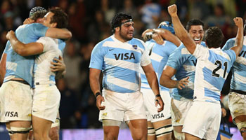 Argentina beat the Wallabies to claim first ever win in Rugby Championship