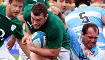 Ireland get their first ever win in Argentina in Resistencia