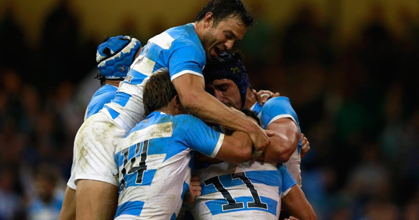 Argentina knock Ireland out with convincing Quarter Final win