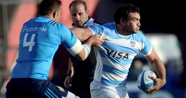 Jaguares turn into Argentina to beat Italy in once off Test