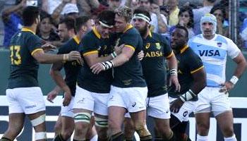 Springboks survive Salta scare after excellent Argentina performance