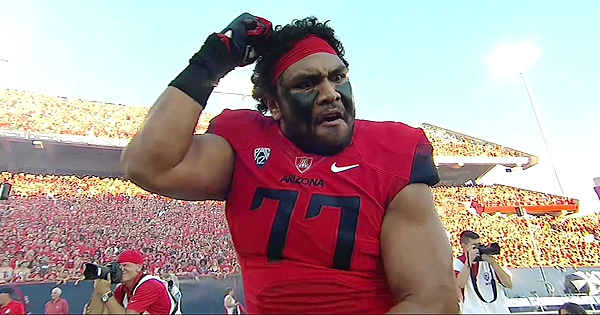 Arizona Wildcat's pre-match Haka has angered rugby fans