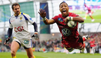 Toulon victorious over Clermont in 2013 Heineken Cup Final