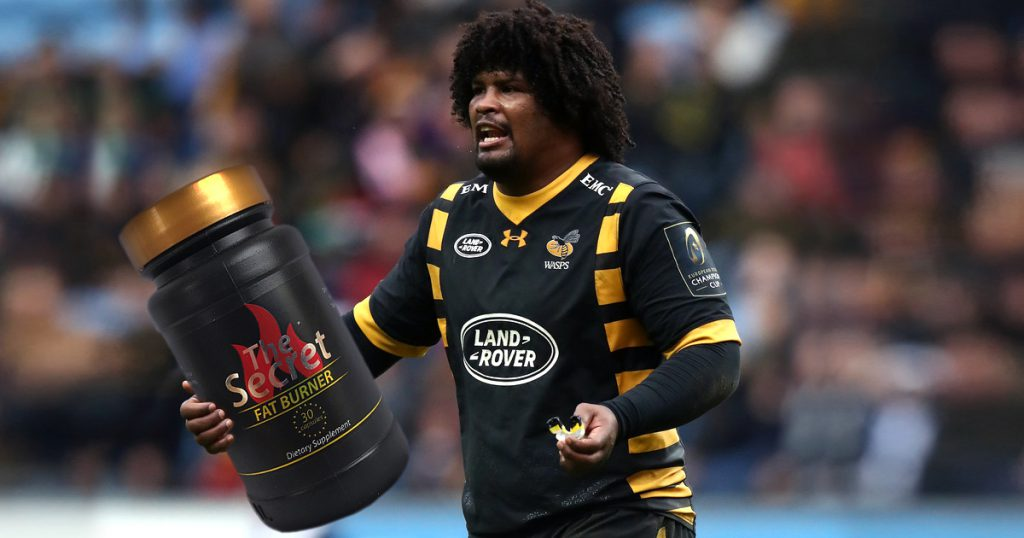 Ashley Johnson's 'Secret' supplement gets 6 month ban, but he's free to play
