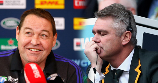 AUDIO: Post Match Press Conference reactions from All Blacks and Springboks