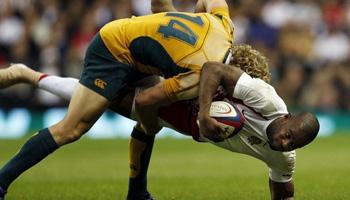 Australia down England at Twickenham