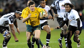 The Wallabies cruise to victory over Fiji in Canberra