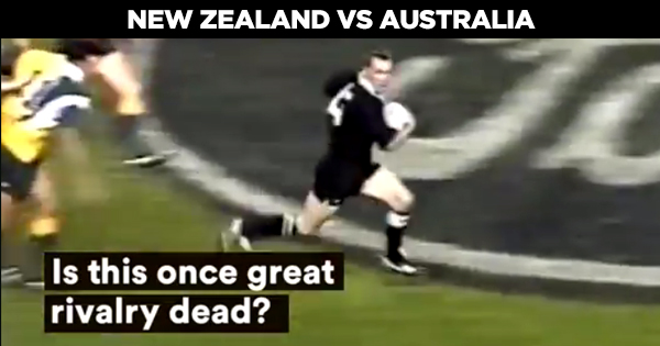 Is the All Blacks and Wallabies Bledisloe Cup rivalry dead?