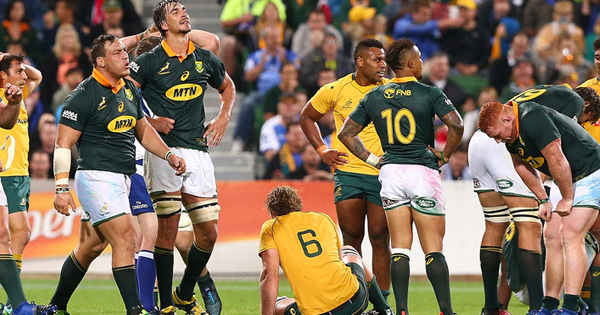 Australia and South Africa reach stalemate after tense Test in Perth