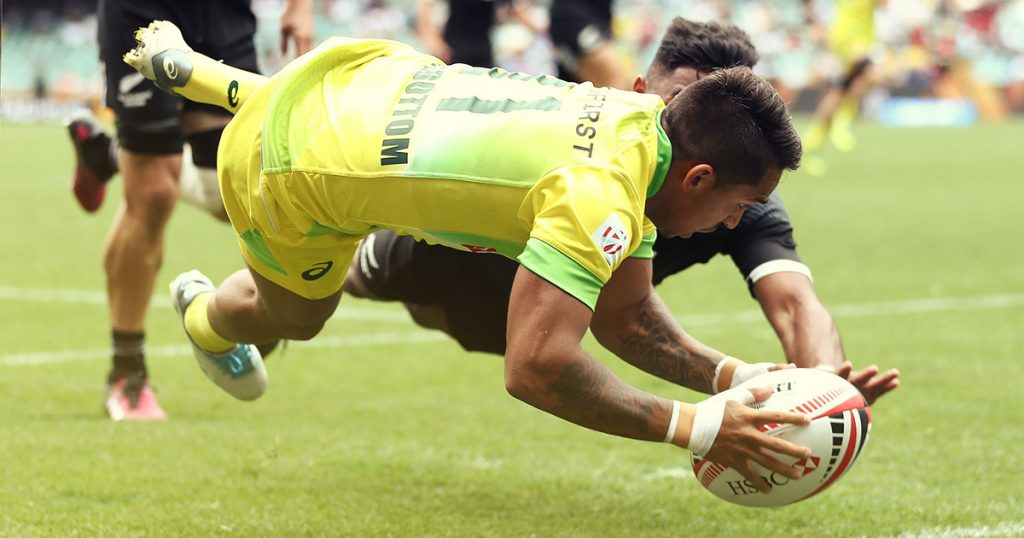 Australia's Men and Women dominate with a clean sweep of the Sydney 7s