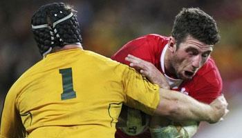 Wallabies vs Wales 2012 - 1st Test - Full Match