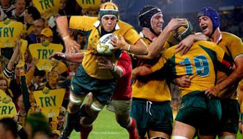 Australia's last gasp win over Wales