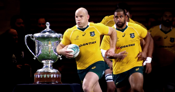 Epic 'Inches Speech' Wallabies preview ahead of Bledisloe clash with All Blacks