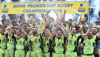 Premiership Rugby signs groundbreaking six year deal with BT Sport