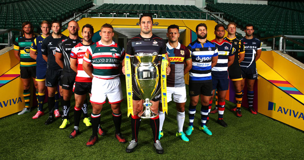Aviva Premiership 2016/17 Season Preview club by club