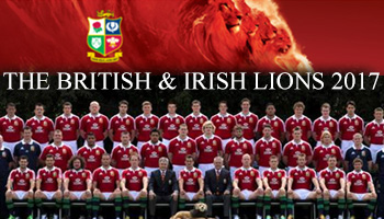 British and Irish Lions 2017 team if they were to face the All Blacks tomorrow