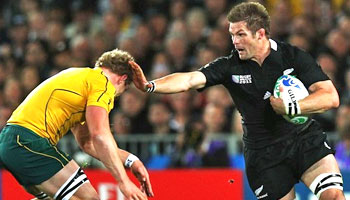 Rugby World Cup Daily - All Blacks outplay the Wallabies