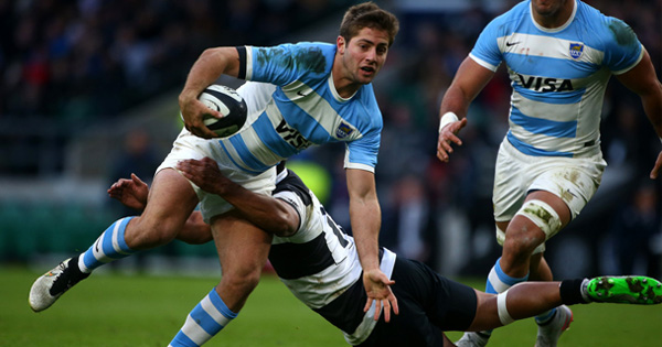 Argentina unleash the talent to win entertaining Barbarians clash