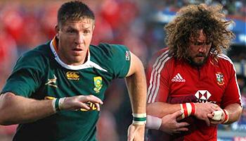 Bakkies Botha suspended for two weeks after injuring Adam Jones