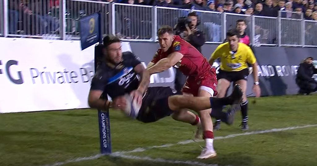 5 outstanding tries up for Try of the Round in the European Champions Cup