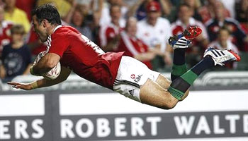 British and Irish Lions start strong with convincing win over the Barbarians