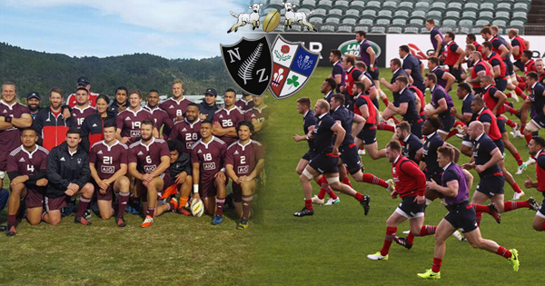 New Zealand Provincial Barbarians and British and Irish Lions teams named