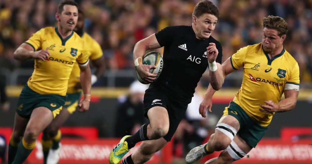 Clinical All Blacks make most of Wallaby errors for second half dominance