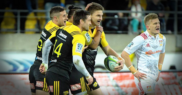 Hurricanes power into Super Rugby final with win over Chiefs