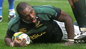 South Africa vs Italy highlights from Cape Town