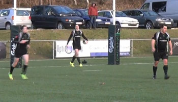 Belgian rugby club scores over 350 points in bizarre club fixture