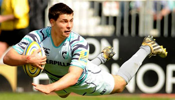 Ben Youngs' 80m try vs Bath voted Aviva Premiership Try of the Week