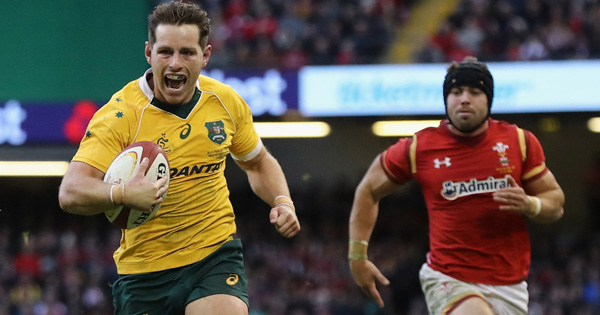 Wallabies too strong for hapless Wales yet again