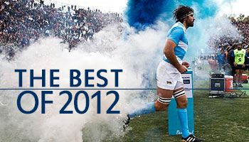 The Best of 2012 - Looking back at another great year of rugby