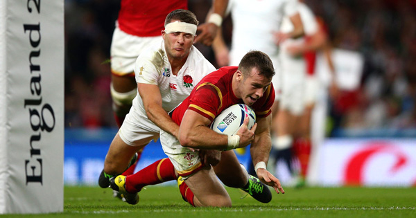 Most Memorable Tries of the 2015 Rugby World Cup