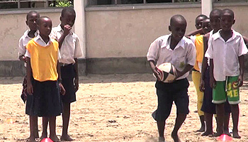 Inside the Pride - Rugby in Africa 2015 - Part 2
