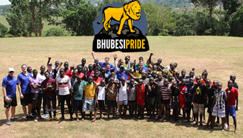 Inside the Pride - Rugby in Africa 2015 - Part 1