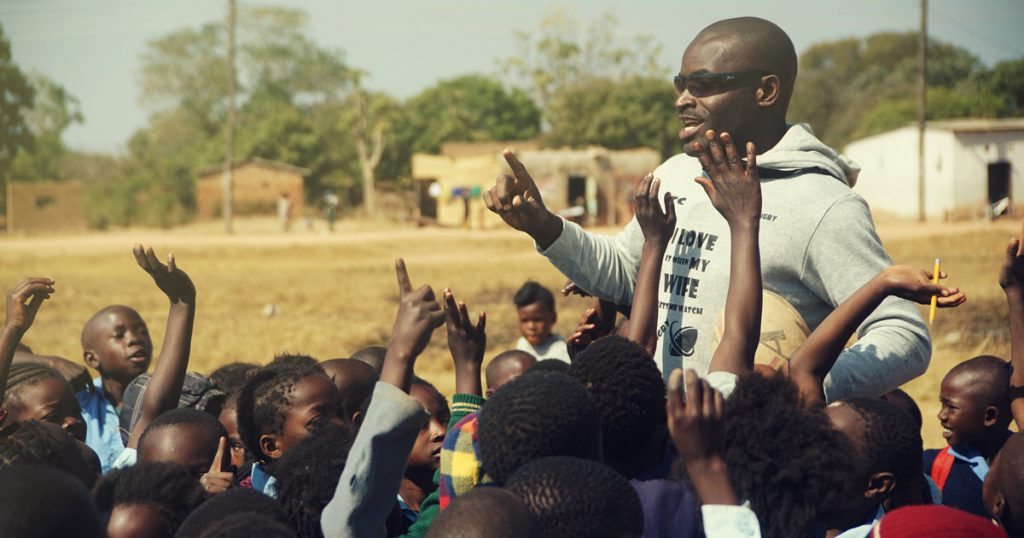 Meet Tom Chaloba, Zambian Rugby Inspiration