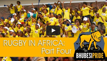 Bhubesi Pride completes 2013 African rugby coaching project