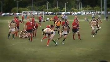 Impressive big hit in USA Rugby playoffs