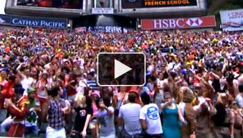 The World's Biggest Harlem Shake