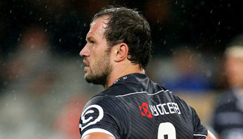 Bismarck du Plessis banned for a month for kicking Michael Leitch in the face