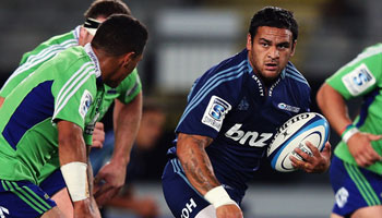 Blues vs Highlanders Highlights - Super Rugby Round 8